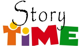 Story Time block letters
