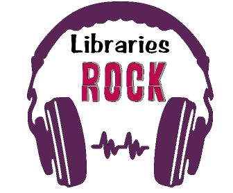 Headphones with Libraries Rock